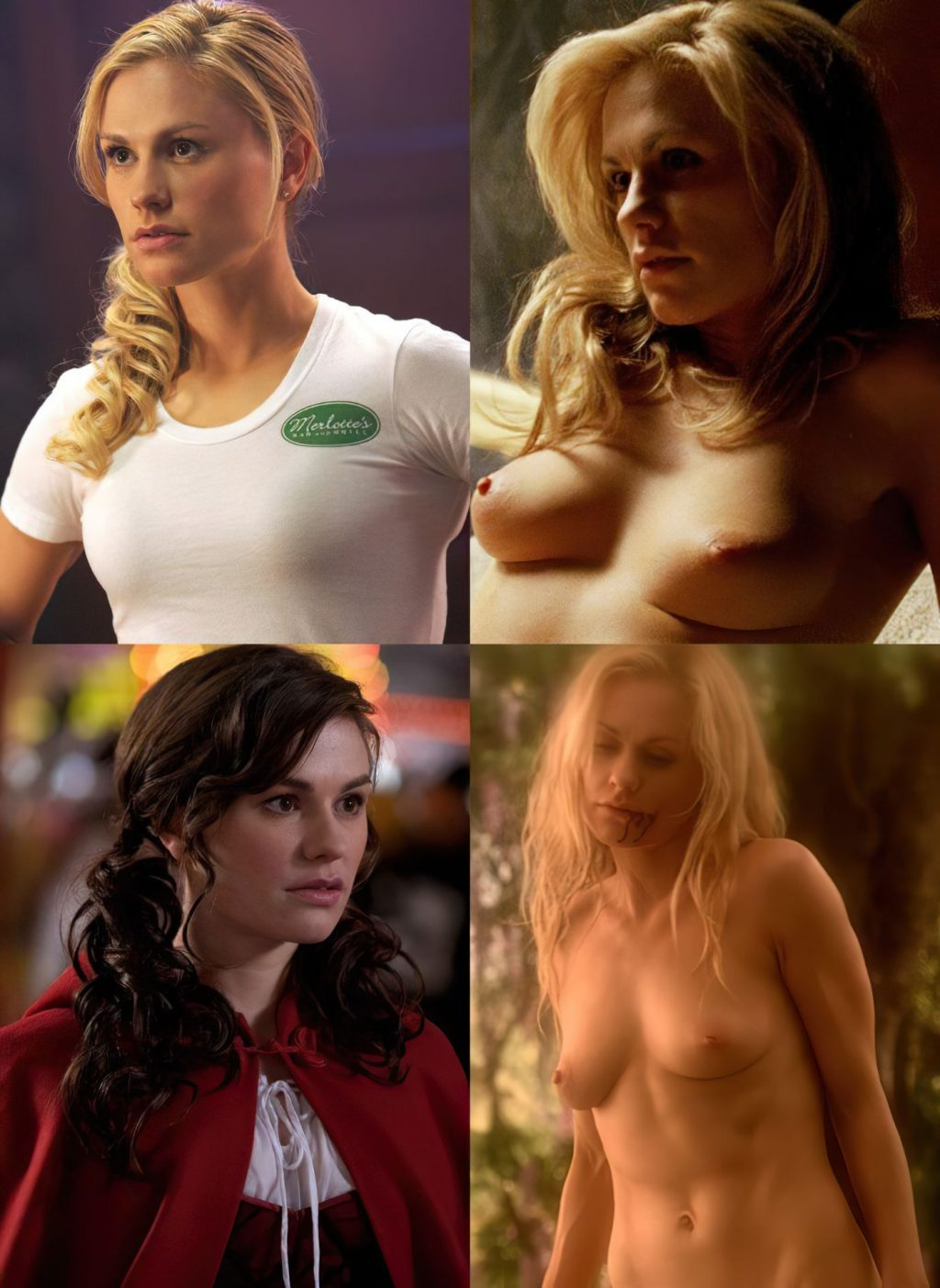 Anna Paquin's Body is Extremely Underrated