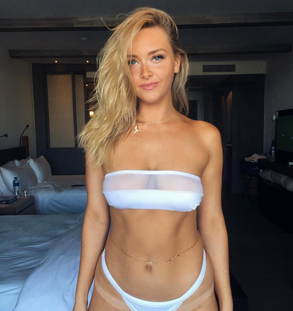 busty hot model nude