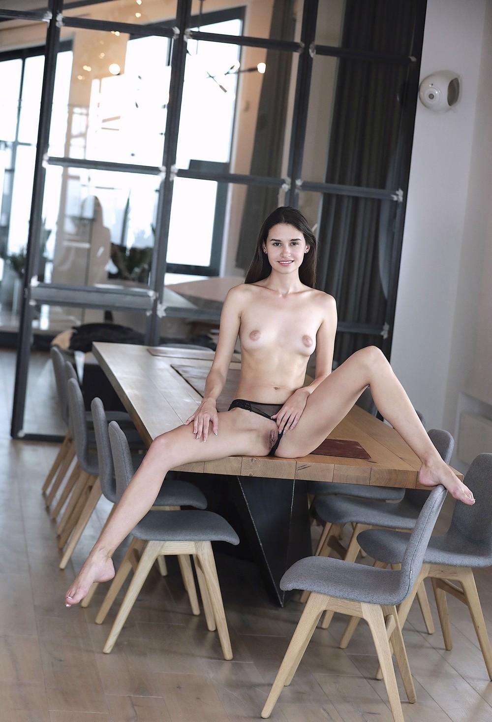 Christiana Gene pussy pics