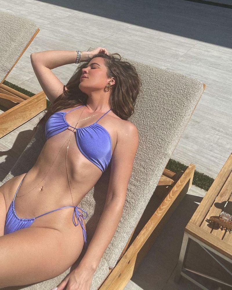 Khloé Kardashian snapchat leasks