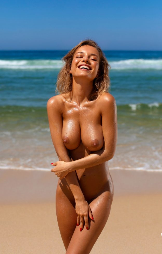 Natali Andreeva The Fappening Nude for PlayBoy