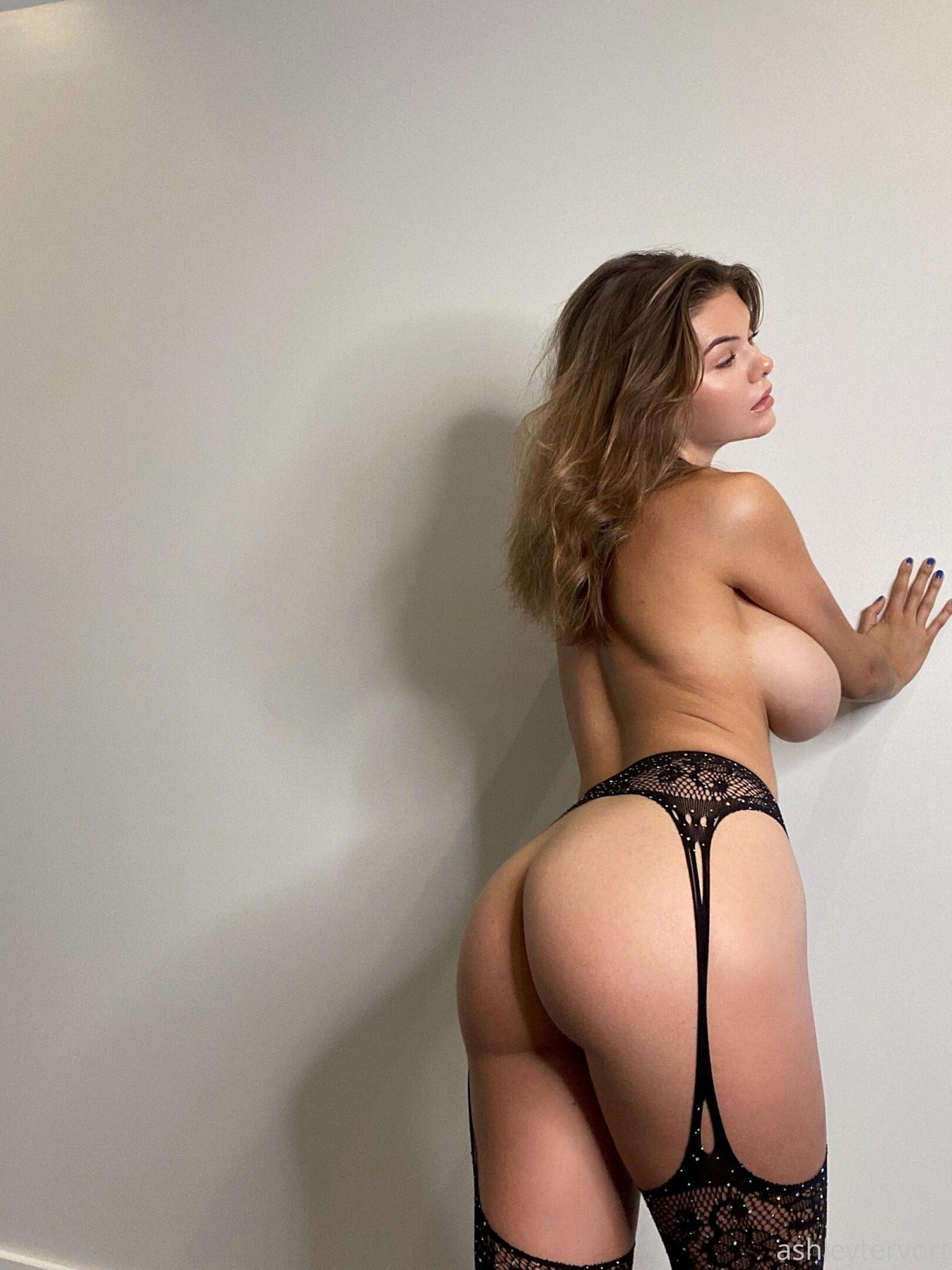 Ashley Tervort Nude