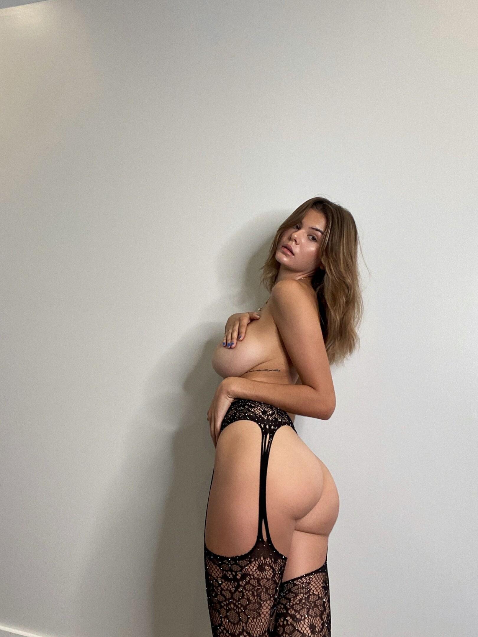 Ashley Tervort Topless