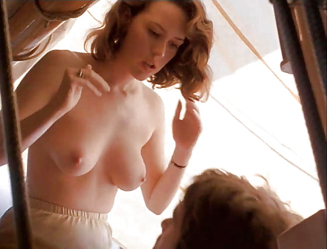 Molly Ringwald Topless