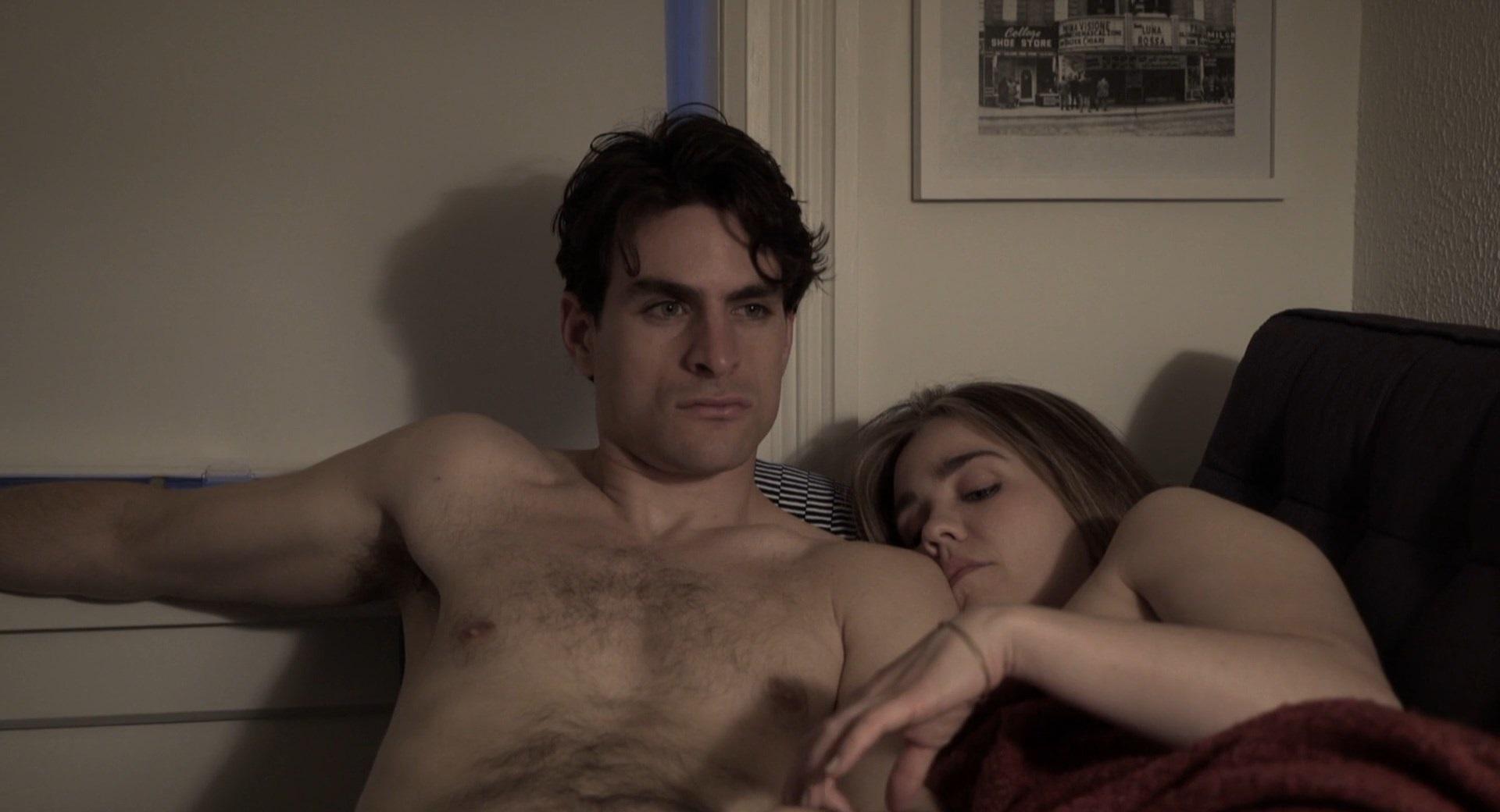 carly fawcett nude sex scene